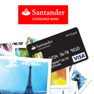 [Knaller] Kostenlose Santander 1plus VISA mit 50€ Amazon.de Gutschein