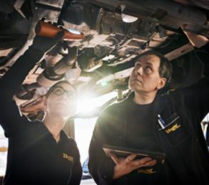 Gratis: Fahrzeug-Check bei Vergölst (gilt bis zum 15.09.2018)