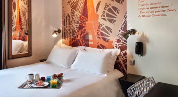 2018 02 08 12 37 39 Hotel Alpha Paris Tour Eiffel   TravelBird