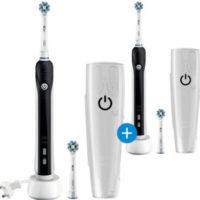 2x elektrische Zahnbuerste Oral B Pro 760
