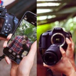 Canon EOS 1300D Spiegelreflexkamera + 18-55 mm Objektiv + Tasche