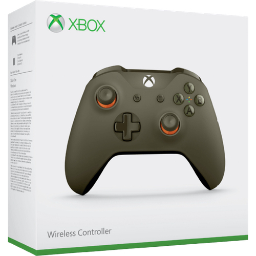 MICROSOFT Xbox Wireless Controller Olivgrün