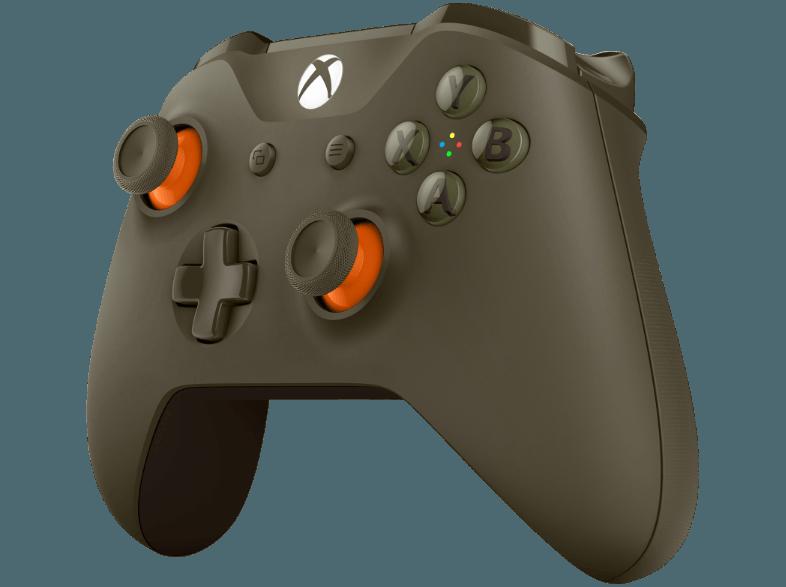 MICROSOFT Xbox Wireless Controller Olivgrün2