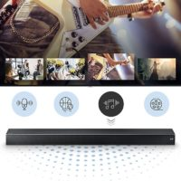 SAMSUNG HW MS750 Soundbar Schwarz