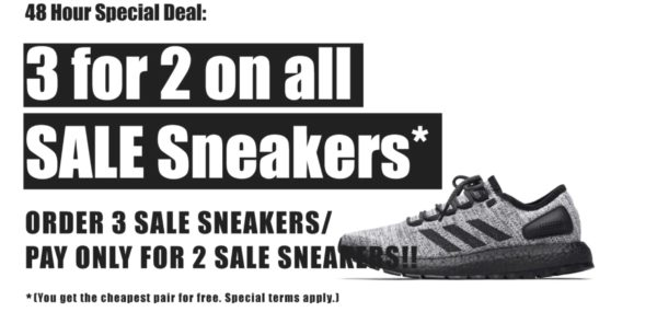 sneakers for cheap 98db9 1bdd4 Adidas Pure Boost ATR für 85€