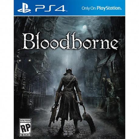 sony bloodborne ps4 basico playstation 4 espanol