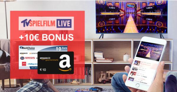 tv spielfilm live gutschein