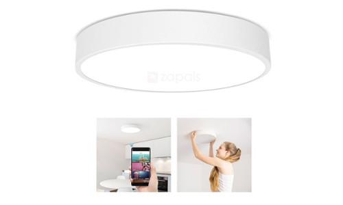 yeelight remote control smart led ceiling light   white wp1020390402220 1