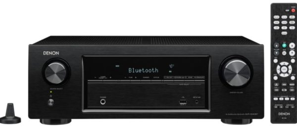 2018 03 01 10 54 12 Denon AVR X540BT AV Receiver 5.2 4K Bluetooth Schwarz   eBay