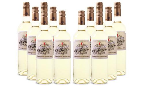 2018 03 19 10 52 31 12er Paket Casa del Valle El Tidon Sauvignon Blanc VdT Castilla 1