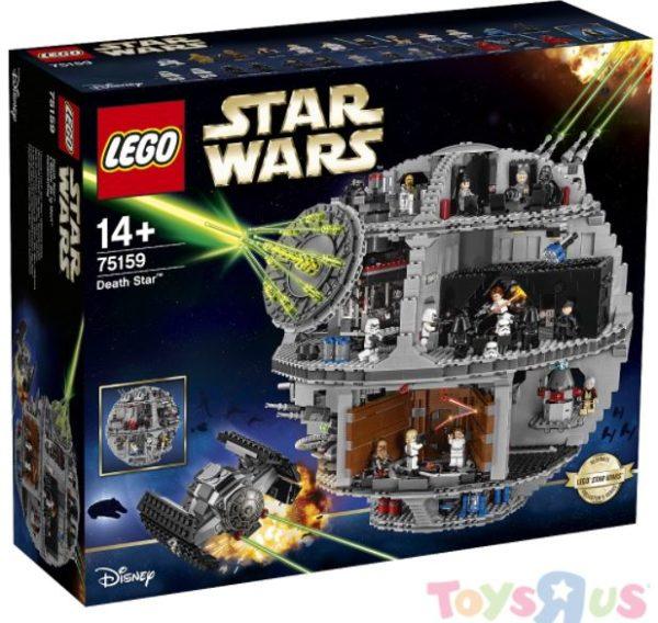 2018 03 28 09 08 41 LEGO Star Wars 75159 Todesstern LEGO Toys R Us