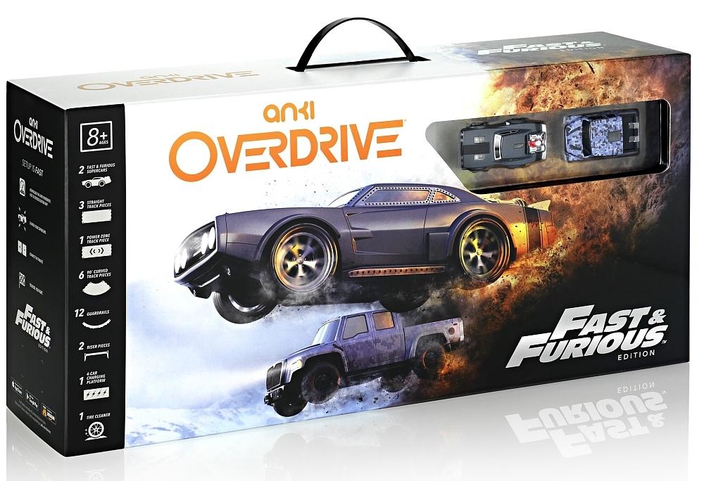 Anki Overdrive Fast Furious