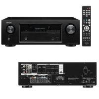 Denon AVR X540BT 5.2 Kanal Full 4K Ultra HD AV Receiver