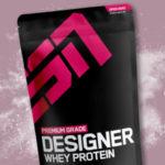 20% Rabatt auf ESN Proteine, z.B. ESN Designer Whey 1kg
