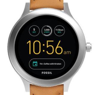 Fossil Q Damen Smartwatch Q Venture FTW6007