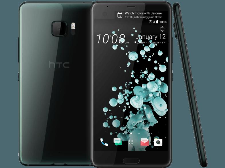 HTC U Ultra Sapphire Edition 128 GB Black