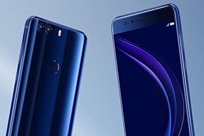 Huawei Honor 8 32 GB blau