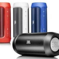 JBL Charge 2 plus Tragbarer Spritzwasserfester Wireless Bluetooth Stereo Lautsprecher