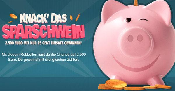 Knackdas Sparschwein