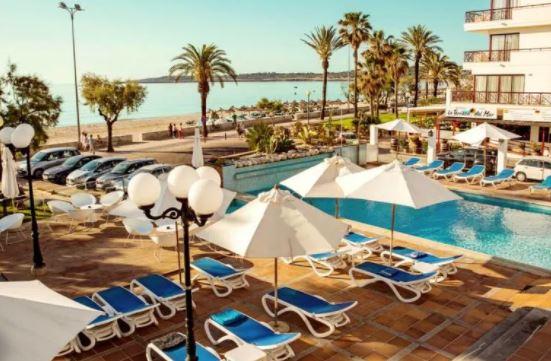 Neckermann Reisen 1 Woche Mallorca mit All inclusive Verpflegung Flug und Transfers 2