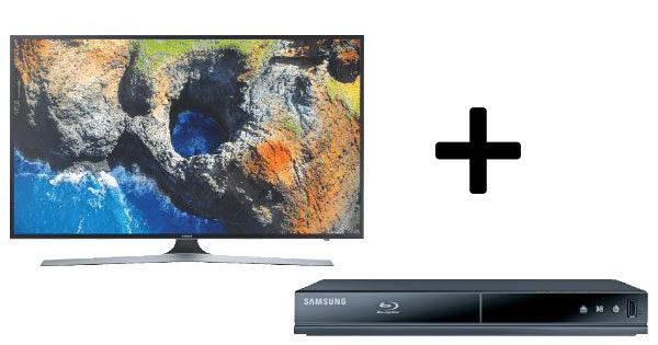SamsungTV BluRay