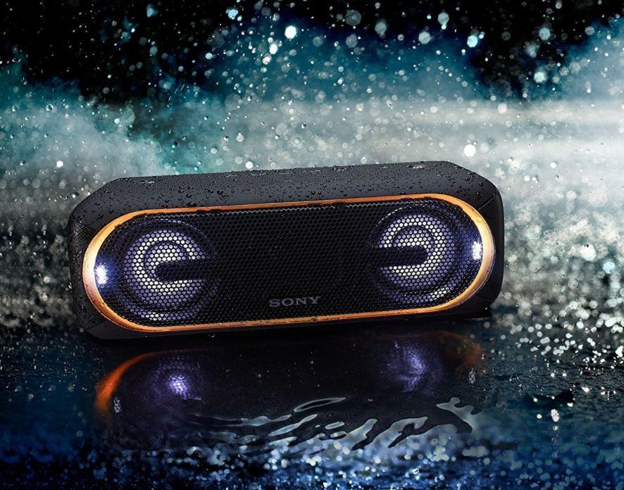 Sony SRS XB40 Tragbarer kabelloser Lautsprecher