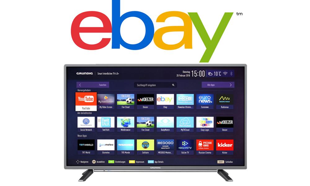 ebay grundig tv