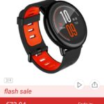 Xiaomi Huami Sports Smartwatch