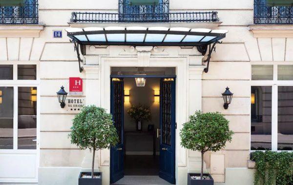 2018 05 22 16 59 51 Hotel Val Girard Paris   TravelBird