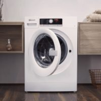 BAUKNECHT WM MOVE 914 PM 9 kg Waschmaschine Frontlader 1400 U Min. A Weiß
