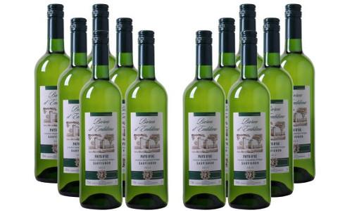Baron dEmbleme Sauvignon Blanc Pays dOc IGP 1