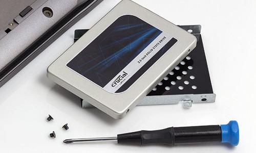 Crucial MX300 SolidStateDrive 525GB