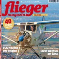 Flieger Magazin Apartena 1