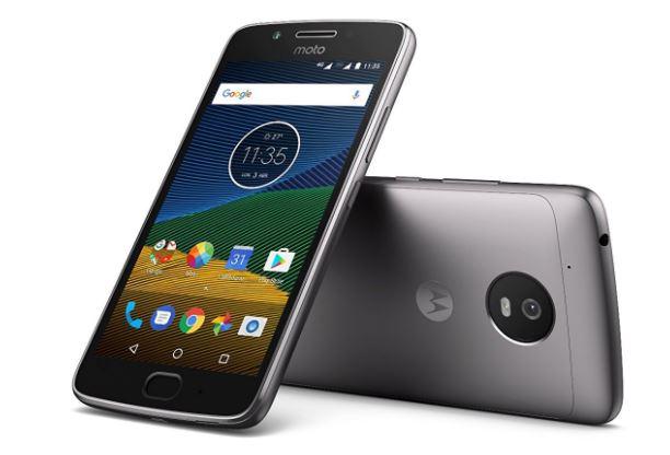 Lenovo Moto G5 Dual SIM Smartphone