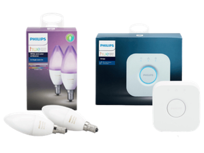 Philips Lampen Led : 2x philips hue white & color ambiance: led lampen e14 inkl. hue