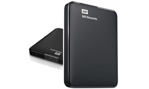 Western Digital Elements Portable externe Festplatte