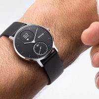 Withings Steel HR Fitnessuhr mit Herzfrequenzmessung x 1