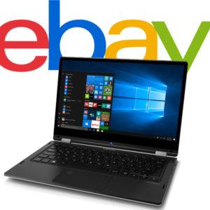 Ebay: 10% Gutschein für Elektronik Artikel, z.B. Medion Akoya Notebook