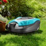 Saturn Garten Aktion: 'Mähroboter Eröffnung', mit z.B. Gardena Sileno Roboter