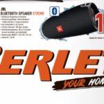 JBL Xtreme BT-Speaker (Schwarz) bei Berlet (on-und offline)