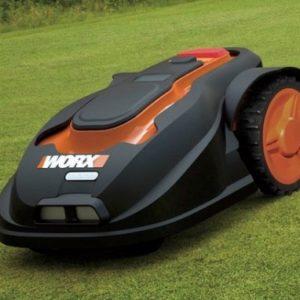 10% Rabatt auf smarte Gartengeräte, z.B. Worx M800i Rasenmähroboter