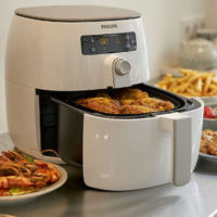 2018 05 03 11 45 51 PHILIPS Avance Collection Airfryer HD9642 20 TurboStar Fritteuse 1425 Watt   eBa