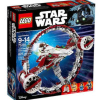2018 05 04 12 10 08 LEGO Star Wars 75191 Jedi Starfighter with Hyperdrive LEGO Toys R Us 1