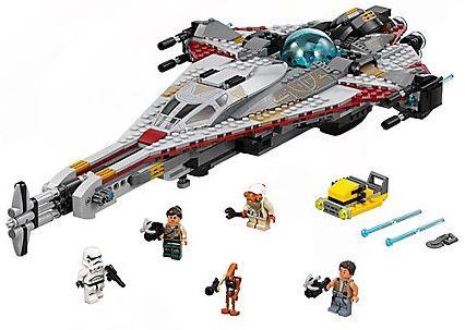 2018 05 04 14 56 27 The Arrowhead 75186   Star Wars   LEGO Shop