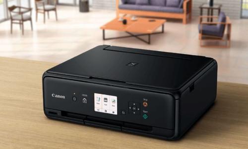 2018 08 10 13 34 47 CANON 3 in 1 Multifunktionsdrucker PIXMA TS5055 mit 50 Blatt Fotopapier PP 201