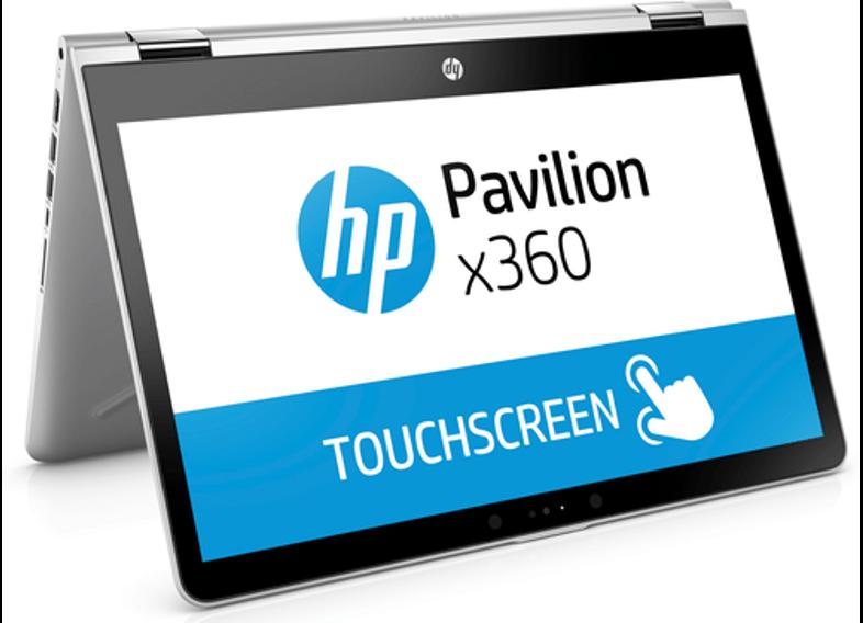 HP PAVILION X360 14 BA131NG I7 8550U 12GB 256GB SILV. Convertible mit 14 Zoll 256 GB Speicher 12 GB RAM Core i7 Prozessor Windows 10 Home 64 Bit Silber