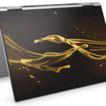 "HP Spectre x360: 13"" Convertible mit Core i7-8550U, 8GB RAM, 512GB SSD & Win 10"