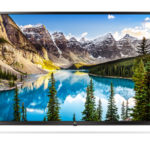 LG 60UJ6309: 60'' UltraHD LED-TV (True Motion, WebOS 3.5, HDR10, usw..)