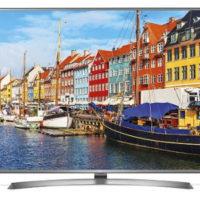 LG 75UJ675V 75 Zoll Fernseher Ultra HD Active HDR 1