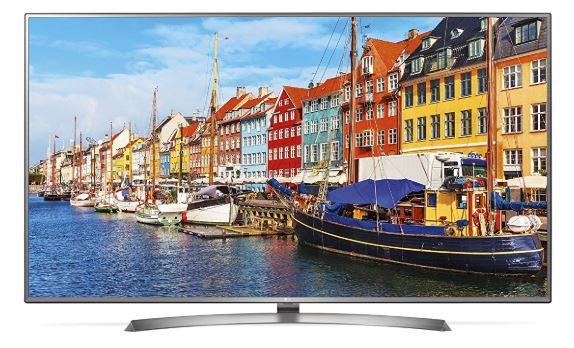LG 75UJ675V 75 Zoll Fernseher Ultra HD Active HDR